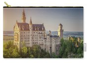 Castle In The Sun Carry-all Pouch