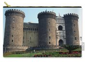 Castle Nuovo Naples Italy Carry-all Pouch