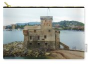 Castle Of Rapallo Carry-all Pouch