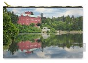 Castle On The Lake Carry-all Pouch