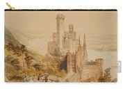 Castle On The Rhine Carry-all Pouch