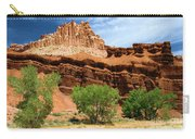 Castle Over Cottonwoods Carry-all Pouch