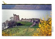 Castle Ruins Scotland Carry-all Pouch