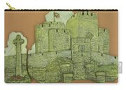 Castle Rushen Carry-all Pouch