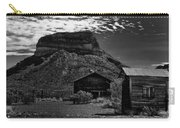 Castolon Ghost Town Carry-all Pouch