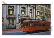 Castro Street Trolley Carry-all Pouch