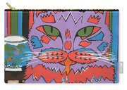Cat Attack Carry-all Pouch