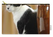 Cat Contimplation Carry-all Pouch