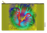 Cat Fluorescent Carry-all Pouch