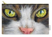 Cat In Pastel Carry-all Pouch