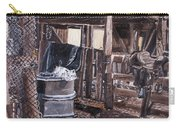 Cat In The Barn Carry-all Pouch