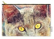 Cat Kiara Carry-all Pouch