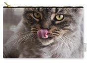 Cat Of Nicole 2 Carry-all Pouch