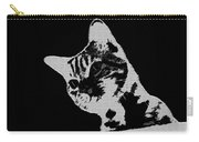 Cat On A Hot Tin Roof Carry-all Pouch