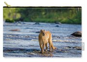 Cat On The River Carry-all Pouch