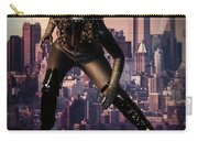 Cat On The Town Carry-all Pouch