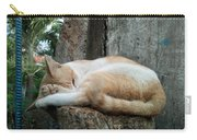 Cat On The Tree Carry-all Pouch
