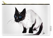 Cat Painting Carry-all Pouch