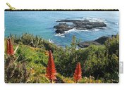 Catalina Island Coastline Carry-all Pouch