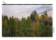 Catalina Mountains In The Fall Carry-all Pouch