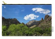 Catalina Mountains In Tucson Arizona Carry-all Pouch