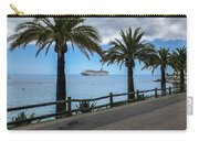 Catalina Palms Carry-all Pouch