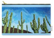 Catalina State Park Carry-all Pouch