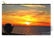 Catalina Sunset Carry-all Pouch