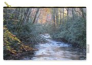 Cataloochee Creek Carry-all Pouch