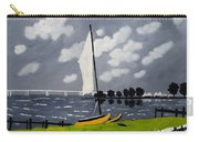 Catamaran Cambridge, Md. Carry-all Pouch