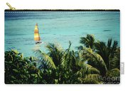 Catamaran On Tumon Bay Carry-all Pouch