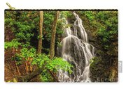 Cataract Falls In Great Smoky Mountains National Park Carry-all Pouch