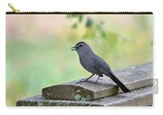 Catbird Calling Carry-all Pouch
