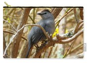 Catbird In Spring Carry-all Pouch