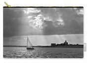 Catboat In Barnstable Harbor Carry-all Pouch