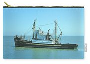 Catch Boat Allen Cody For Del Monte Fishing Co. Taken On July 5  Carry-all Pouch