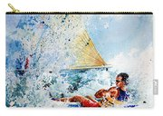 Catch The Wind Carry-all Pouch by Hanne Lore Koehler