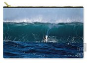 Catching A Big Wave, North Shore, Oahu Carry-all Pouch