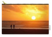 Catching A Setting Sun Carry-all Pouch