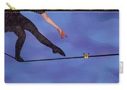 Catching Butterflies Carry-all Pouch by Steve Karol