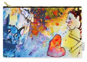Catching Love Carry-all Pouch