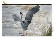 Catching The River Breeze Carry-all Pouch