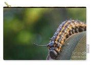 Macro -caterpillar Carry-all Pouch