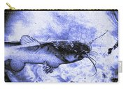 Catfish Blue Carry-all Pouch