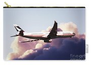Cathay Pacific Airbus A330-343 Carry-all Pouch