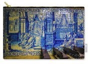 Cathedral Azulejos Carry-all Pouch