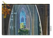 Cathedral Columns Of The St. Johns Bridge Carry-all Pouch