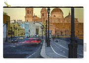 Cathedral From Campo Del Sur Cadiz Spain Carry-all Pouch