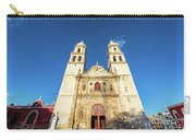 Cathedral In Campeche Carry-all Pouch