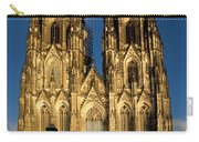 Cathedral In Cologne  Carry-all Pouch